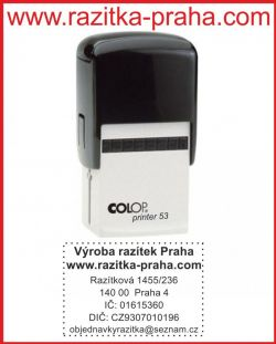 Razítko Colop Printer 53